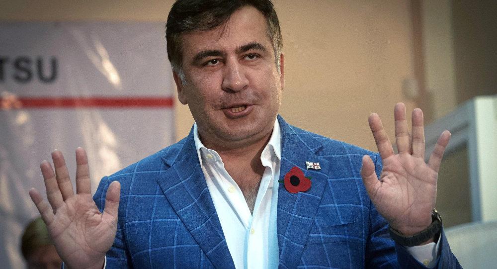 Грузия обратилась к Азербайджану с просьбой об эстрадикции Саакашвили.