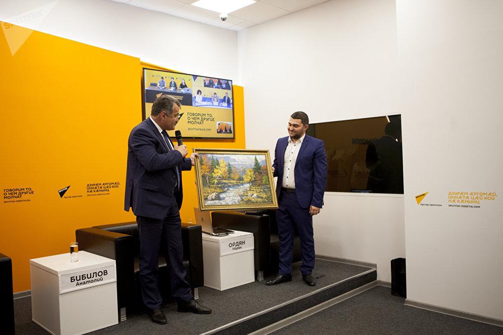 Два года Sputnik Южная Осетия