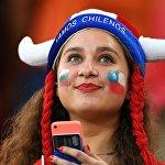 Футбол. Кубок конфедераций-2017. Матч Камерун – Чили