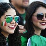 Стадион Казань Арена перед матчем Кубка конфедераций-2017 Португалия – Мексика
