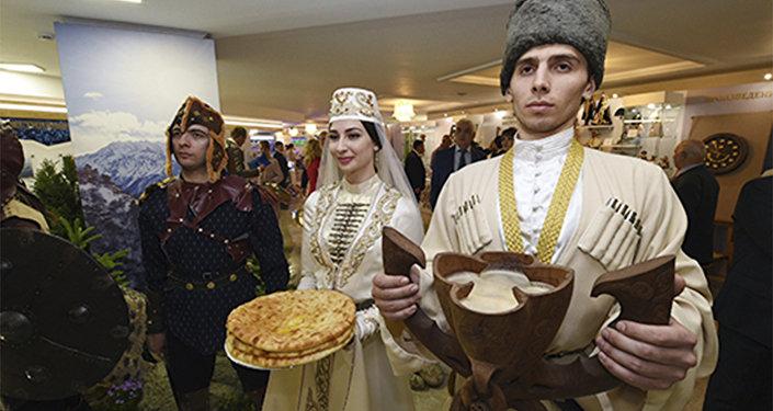 Презентация Республики Северная Осетия — Алания состоялась в Совете Федерации состоялась