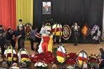 Прощание с Нафи: кадры траурной церемонии