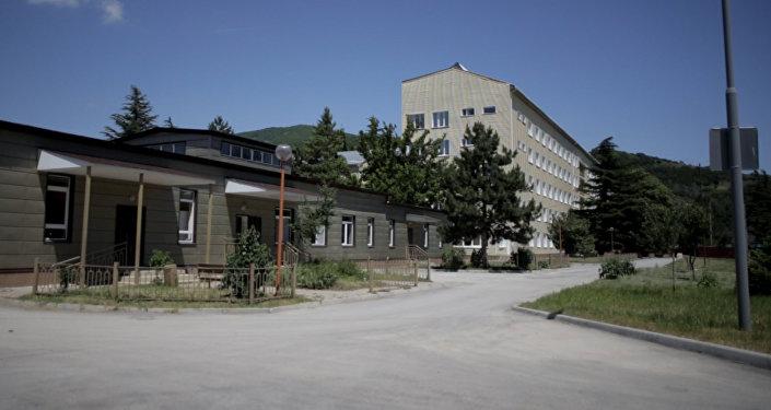 Больница Цхинвала