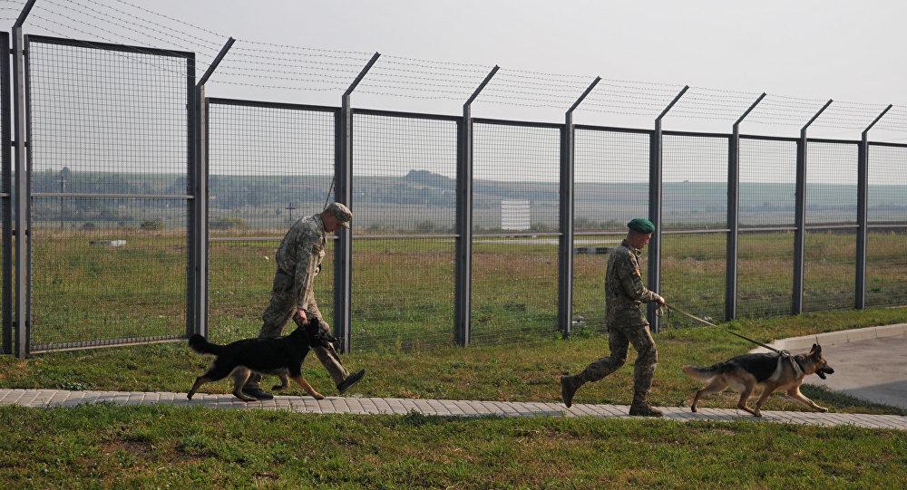 Вгосударстве Украина задержали 2-х русских таможенников