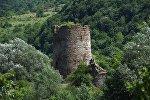 Башня на Кавказе
