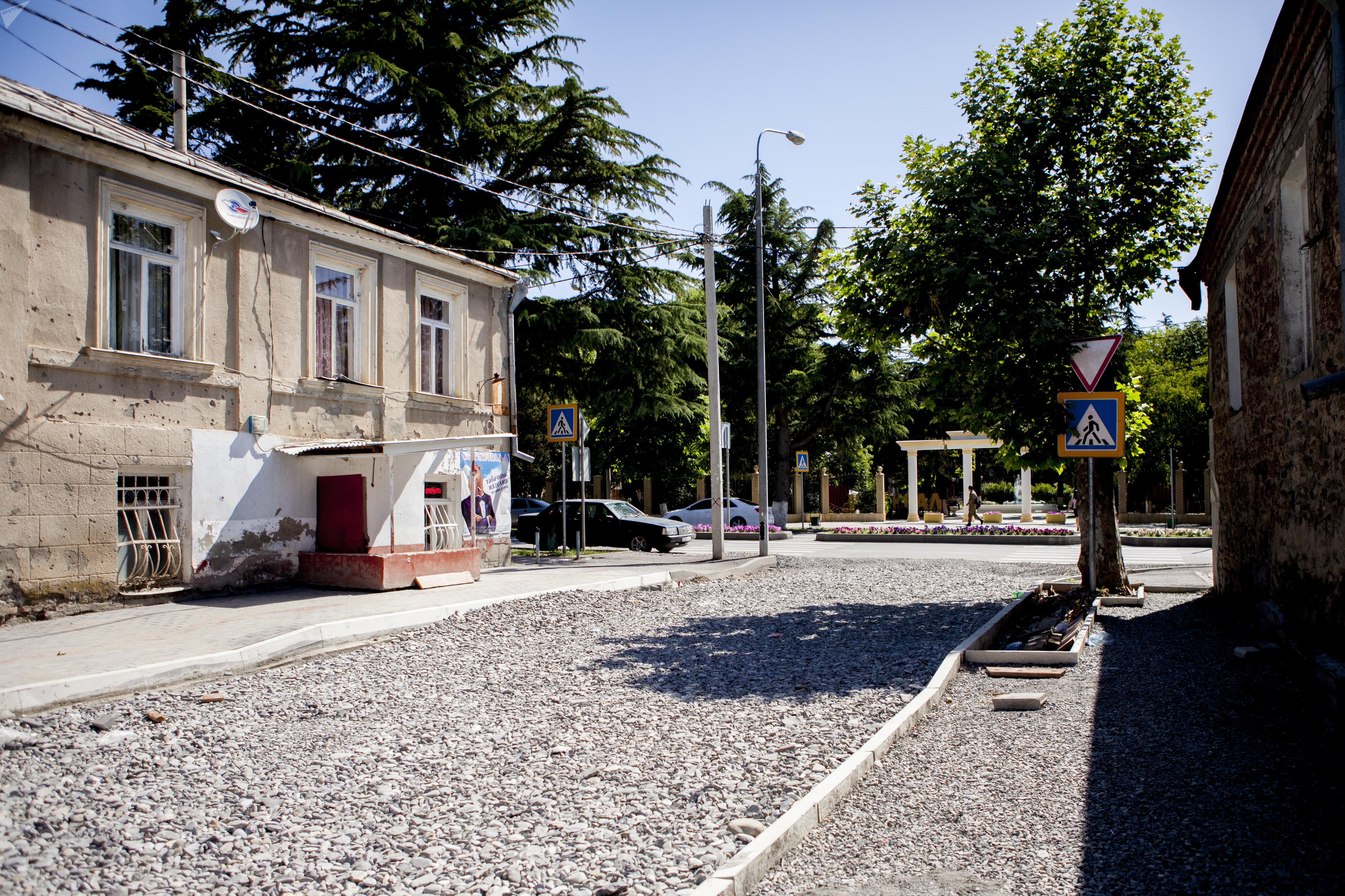 улица Джиоева