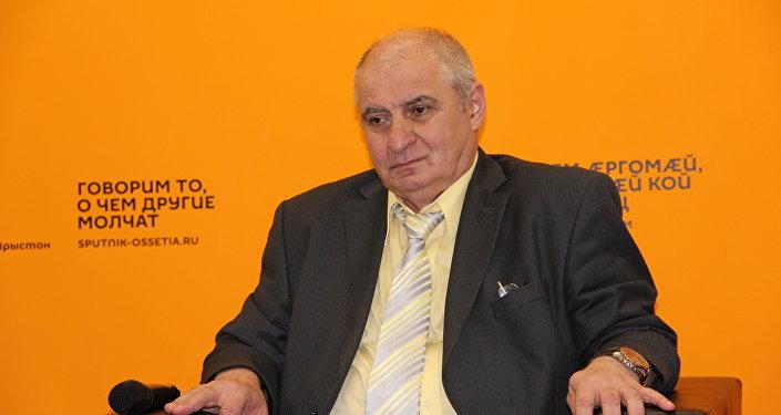 Министр экономики РЮО Геннадий Кокоев