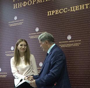 Как встретил комитет информации Южной Осетии молодую начальницу