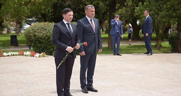 РХИ президент Абхазы