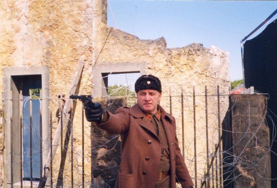 Андрей Тибилов - актер и режиссер