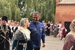 Анатолий Бибилов на праздновании Дня Хетага в Северной Осетии