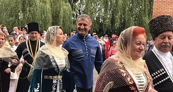 Президент акафыд симд Хетæджы Къохы