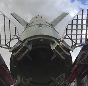 Ракетный комплекс Точка У в действии