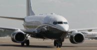 Авиалайнер Боинг 737