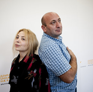Вика и Гурам