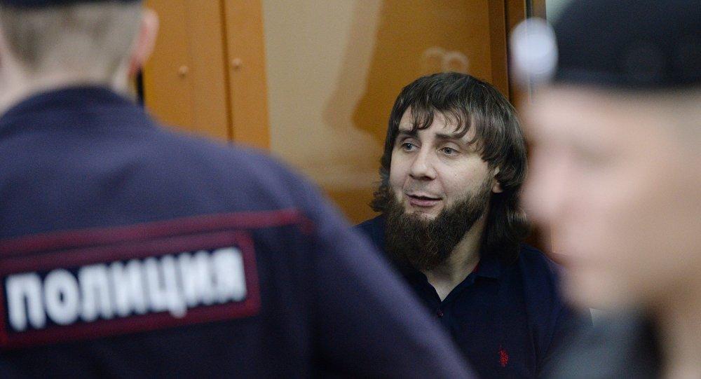 Оглашение приговора обвиняемым в убийстве Бориса Немцова