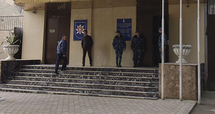 МВД Абхазии