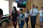 В Южной Осетии устроили праздник для детей из Донецка