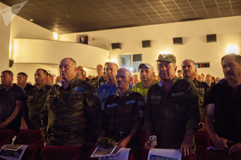 День миротворца в Южной Осетии