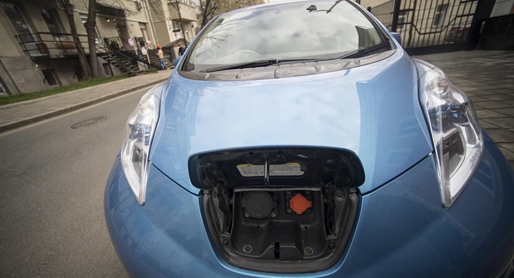 Запуск в эксплуатацию электрозарядной автостанции