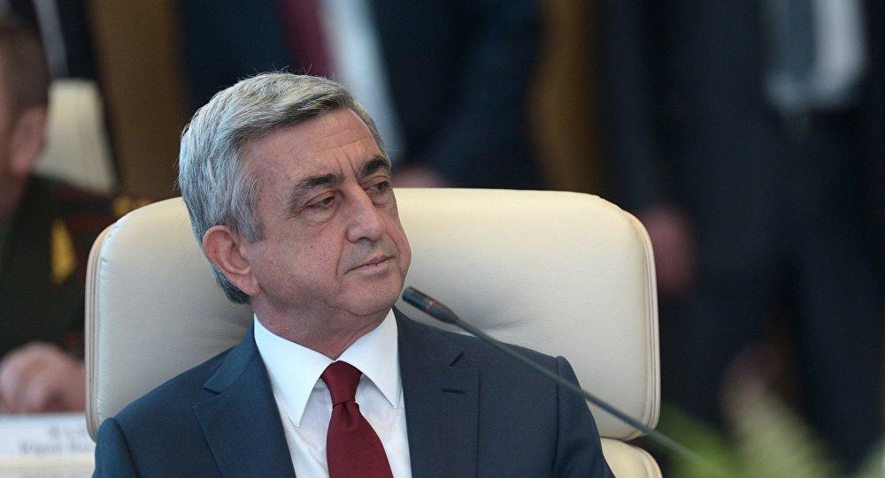 РФорганизует встречу глав Армении иАзербайджана