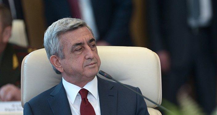 ВКарабахе переизбрали президента
