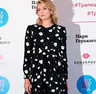 Мария Шарапова и Yota представили новые проекты компании