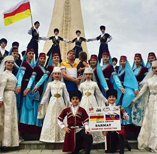 Фестиваль Хæлардзинады хид Азербайджаны