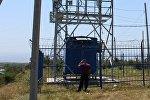 Пресс-тур по базовым станциям компании Остелеком