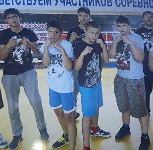 Боксы турнир Кисловодскы