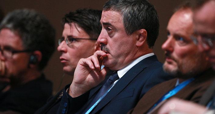 Северную Осетию вСовете Федерации будет представлять Арсен Фадзаев