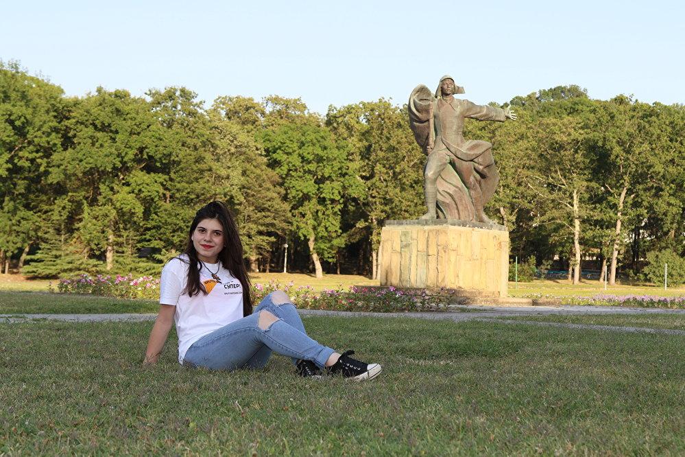 Сабина Манвелян