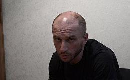Кто похищал граждан Южной Осетии: кадры допроса подозреваемого