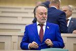Александр Тотоонов в Совете Федерации