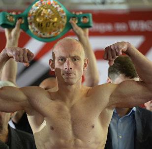Бокс. Взвешивание перед титульными поединками WBA и WBC