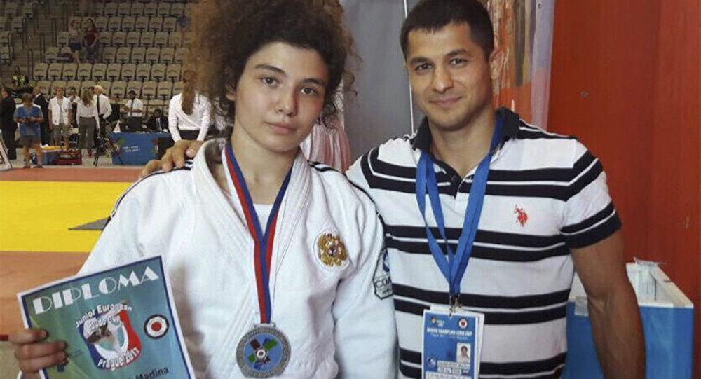 Мадина Таймазова стала серебряным призером Кубка Европы по дзюдо