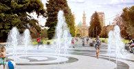 Проект обустройства набережной Владикавказа