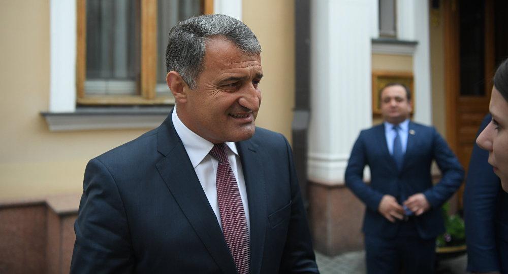 Хуссар Ирыстоны президент Бибылты Анатолий