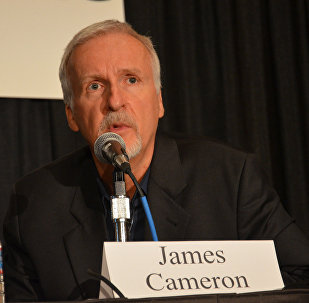 James Cameron on DeepSea Challenge at AGU mtg in San Francisco