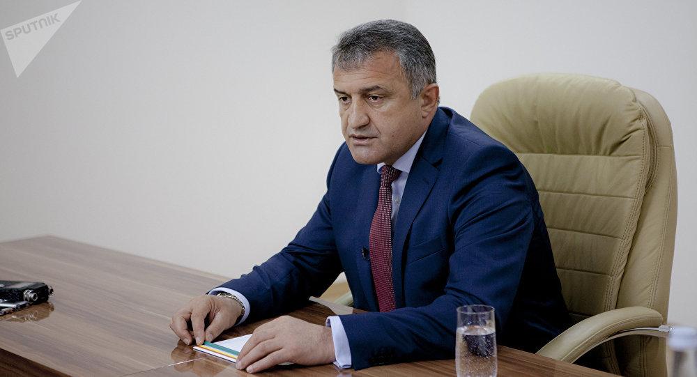 Президент Бибылты Анатолий