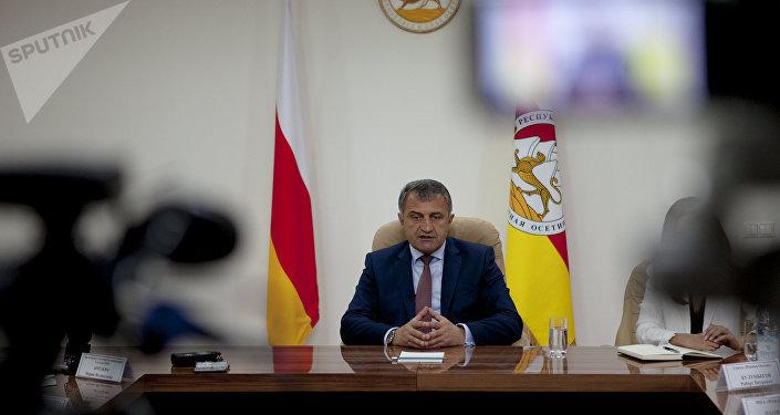 Президент РЮО Анатолий Бибилов