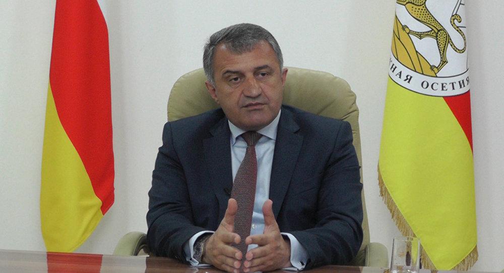 Бибилов рассказал о будущем армии Южной Осетии