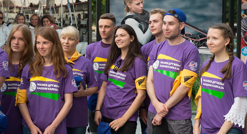 Проект Маяки дружбы. Башни Кавказа стартовал в Москве