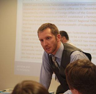 Информационная сессия для университетов в ЮНИСЕФ Испании