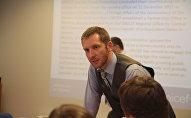 Информационная фотосессия для того университетов во ЮНИСЕФ Испании