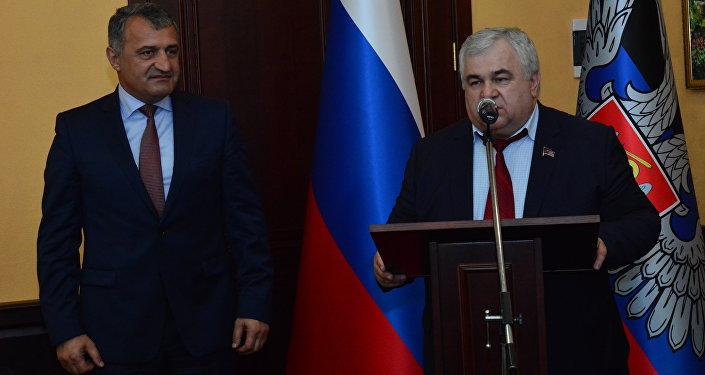 Генпрокуратура заочно объявила подозрение «министру финансов ДНР»