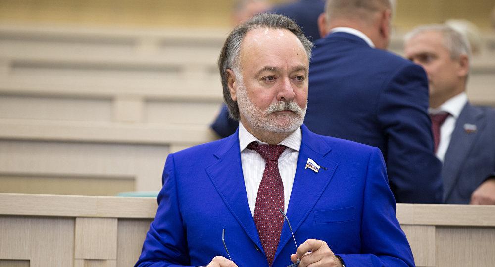 Арсен Фадзаев будет представлять Северную Осетию вСовете Федерации