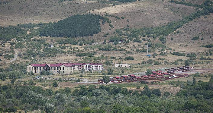 Район Хурзарин города Цхинвала