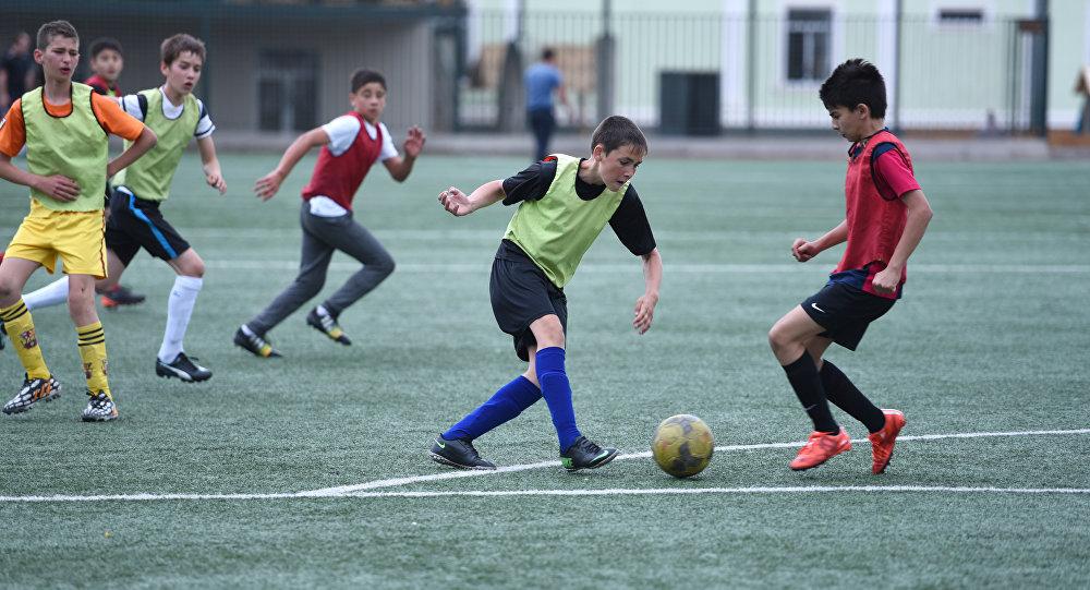 Футбол Цхинвалы