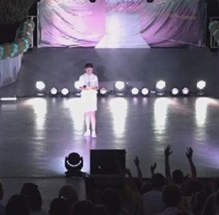 LIVE: Концерт участников проекта Ты супер! в детском лагере Орленок